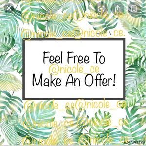 Other - 🌴 💝Make Me an Offer!💝 🌴